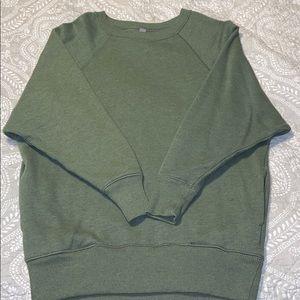 Aerie Oversized Pocket Sweater